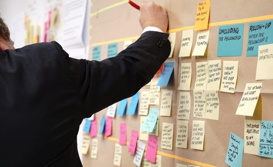 Wie stellen Sie ein erfolgreiches ERP Projekt auf?